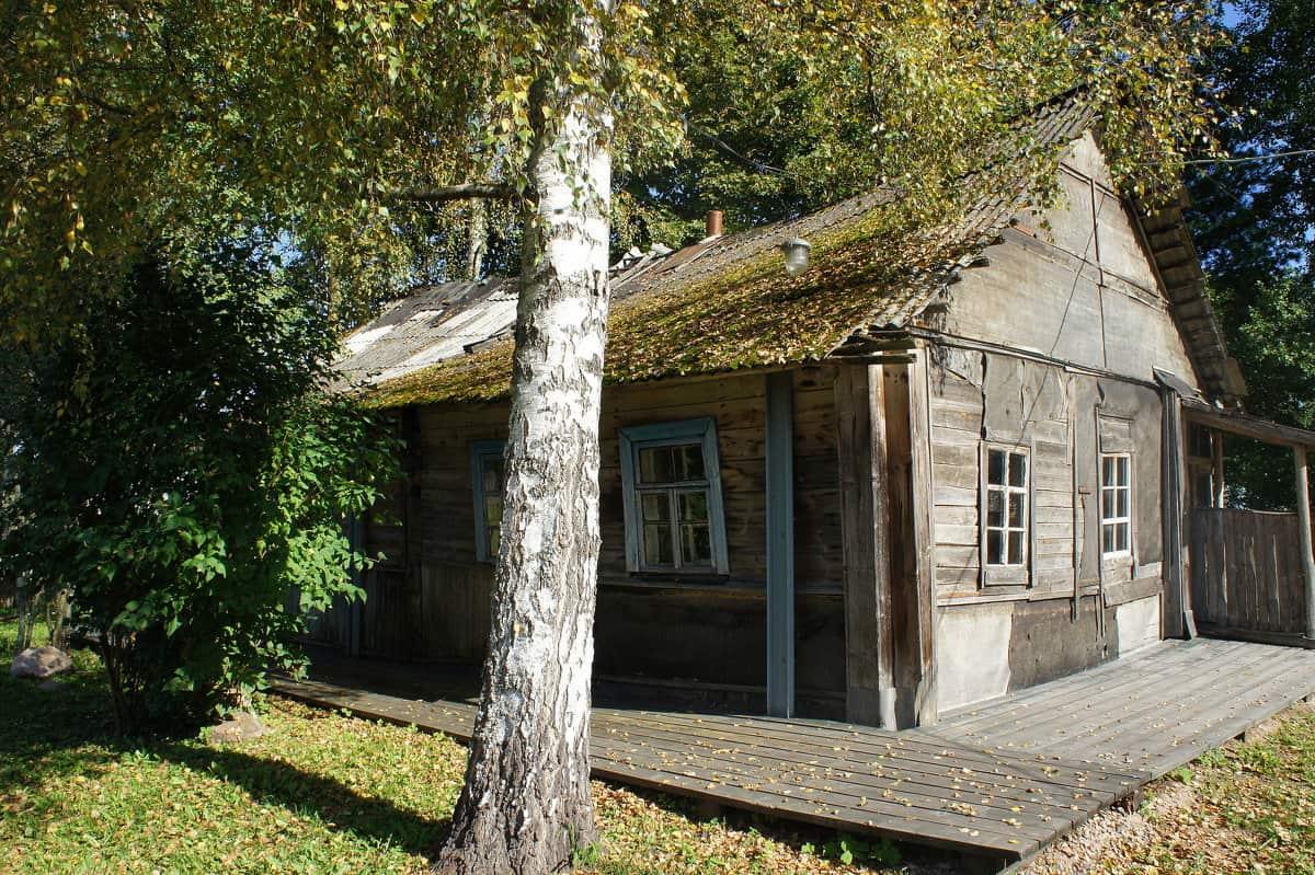 Дом-музей Сергея Довлатова в Пушкинских Горах