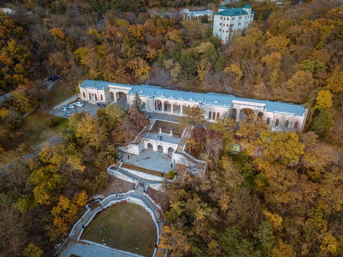 Музей насекомых в Академической галерее в Пятигорске