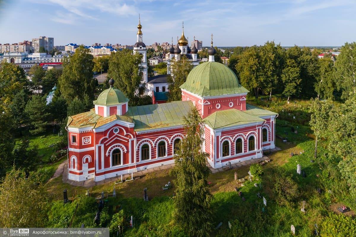 Вознесенско-Георгиевский приход Рыбинска