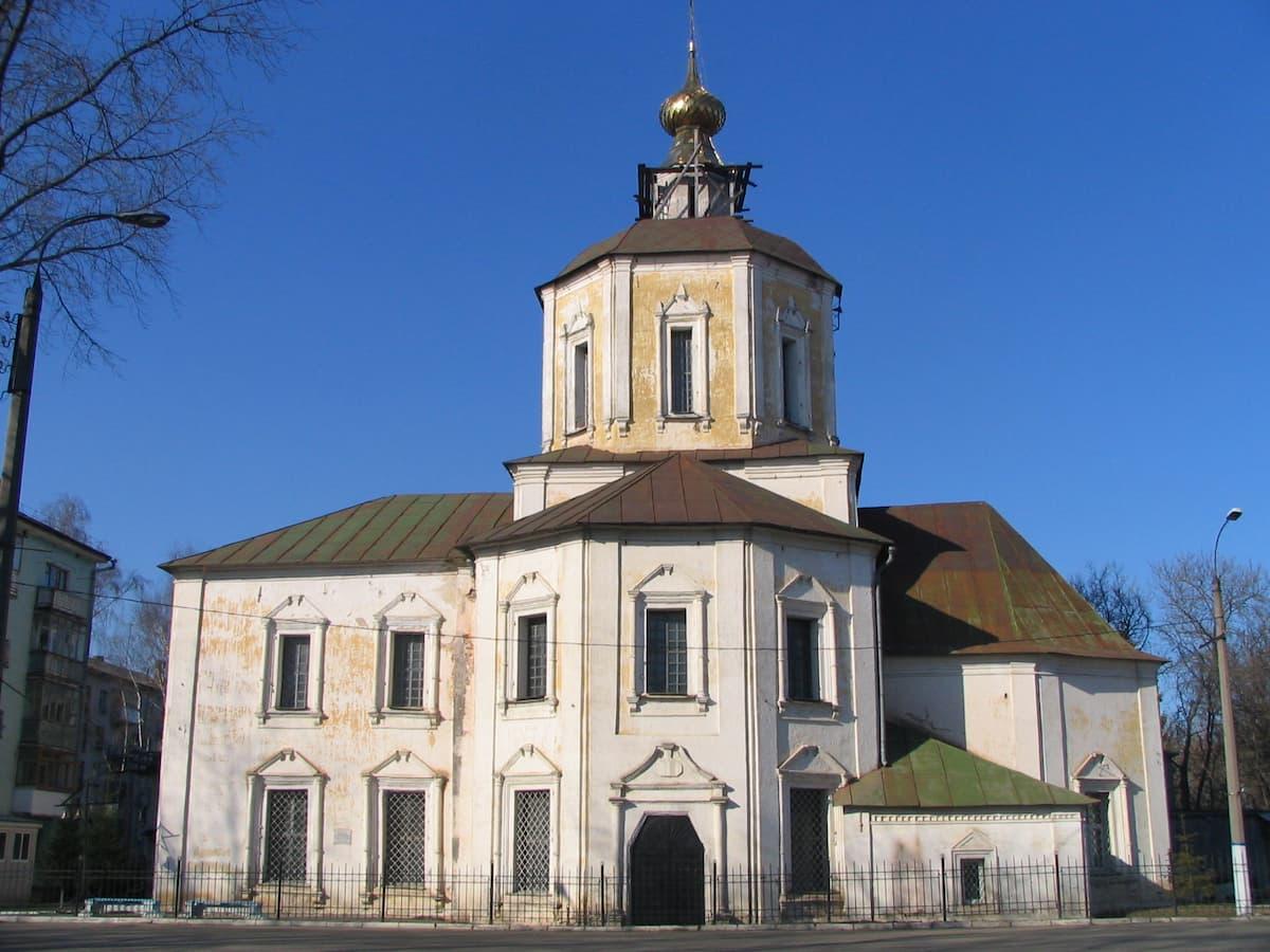 Успенский собор Отроч монастыря
