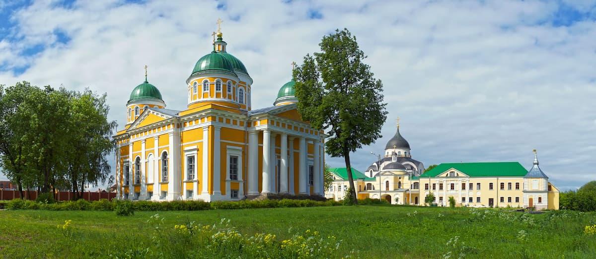 Тверской Христорождественский женский монастырь