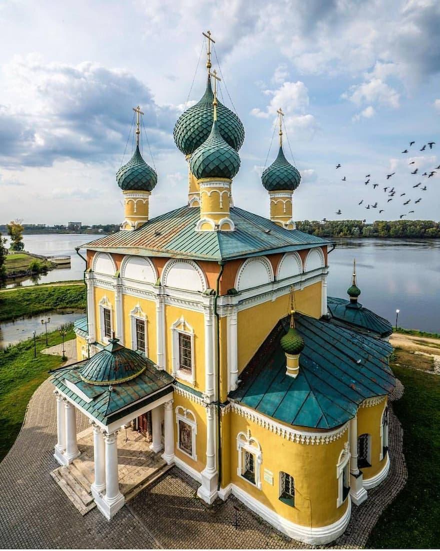 Спасо-Преображенский собор Углича
