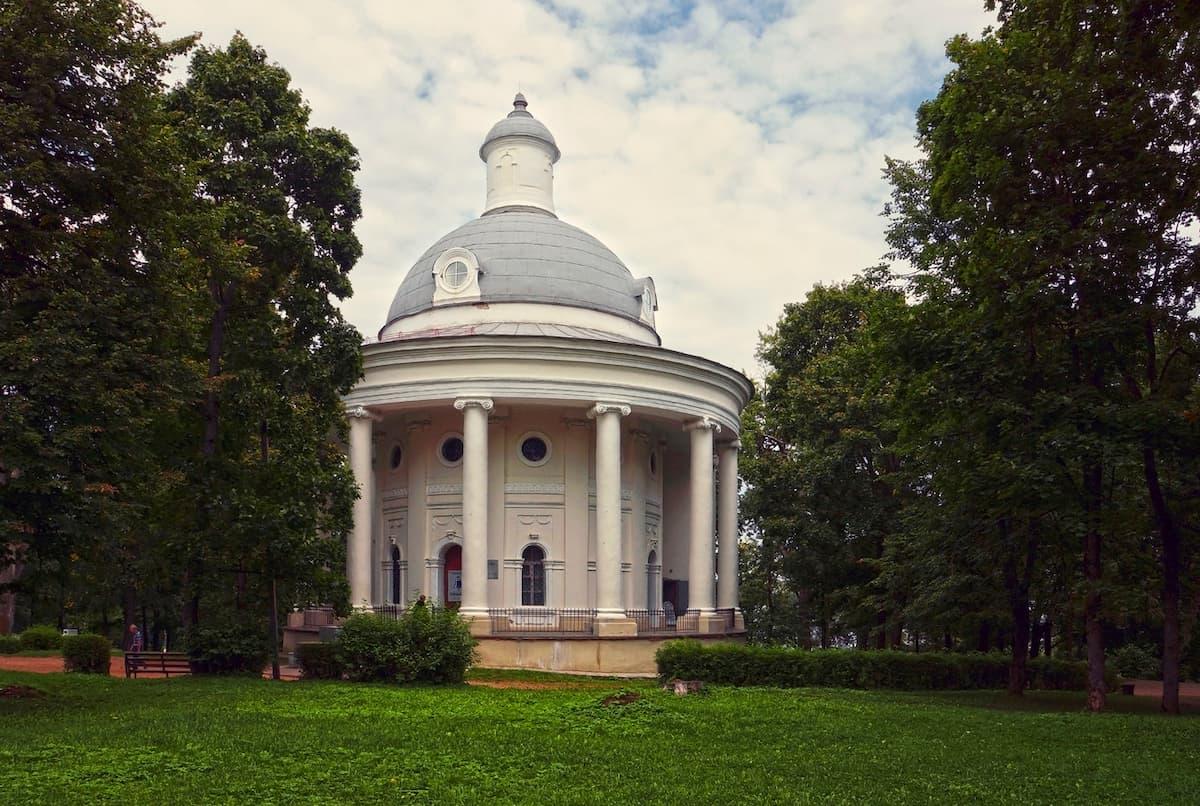 храме святой Екатерины валдай