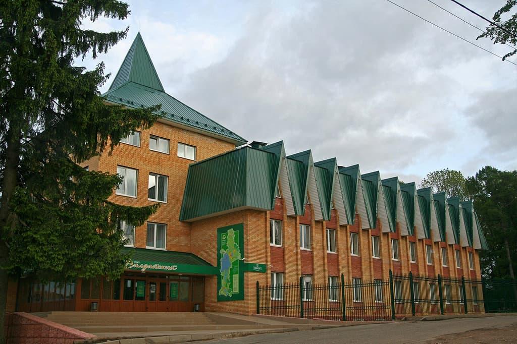 Визит-центр национального парка «Валдайский»
