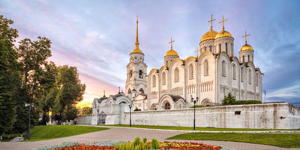 Успенский кафедральный собор во Владимире