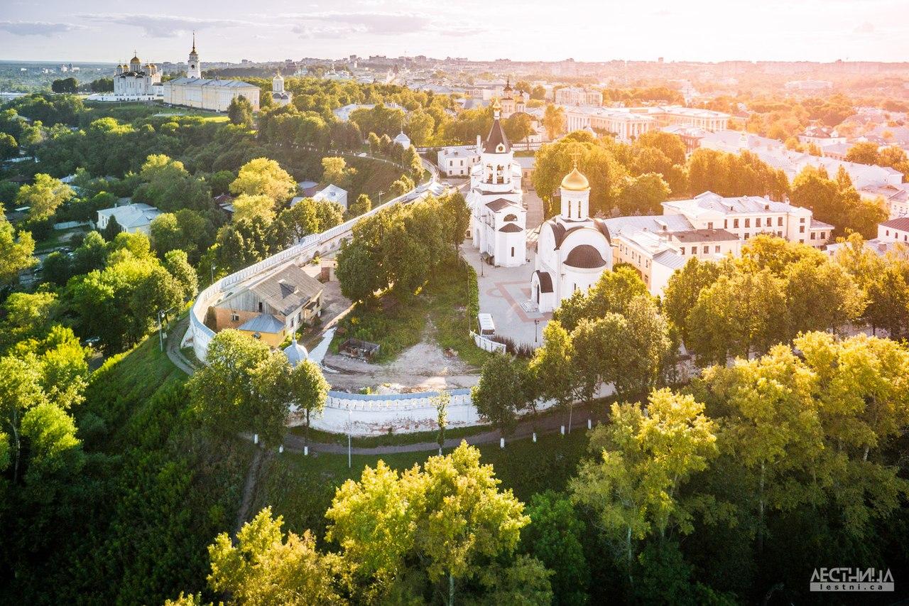 Богородице-Рождественский мужской монастырь во Владимире