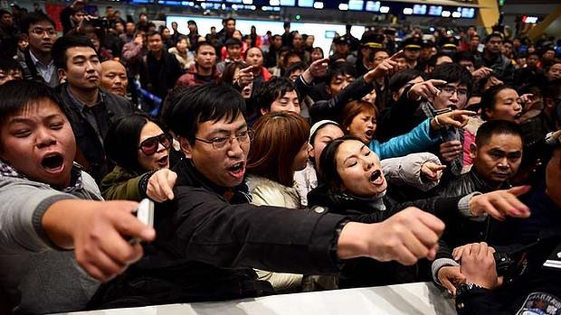Chinese-Passengers