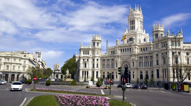 Мадрид авиабилеты