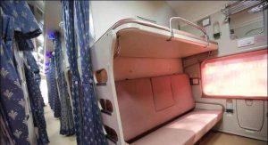 Индия поезд класс 1А