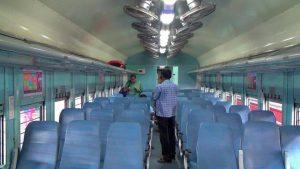 Индия вагон 2S