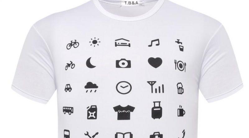 футболка для путешествий