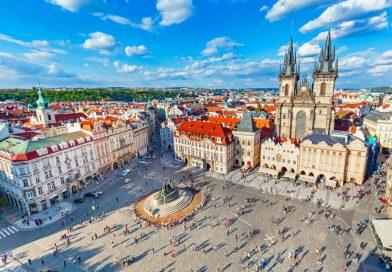 Отели в Праге с красивым видом