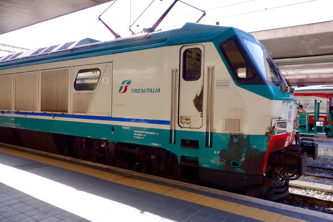 поезд из Аэропорта Рима