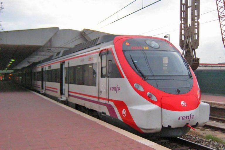 поезд из аэропорта Барселоны