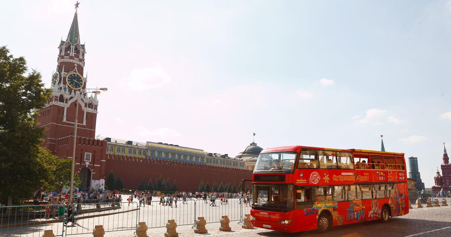 Москва туристический автобус