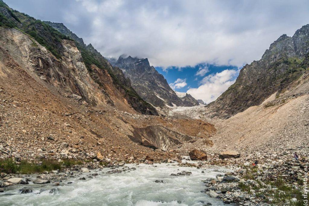 Ледник Чалаади